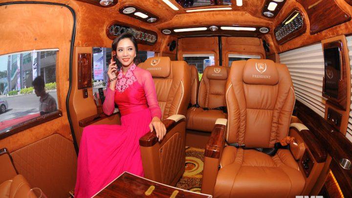 Vé xe Limousine Huế Đà Nẵng