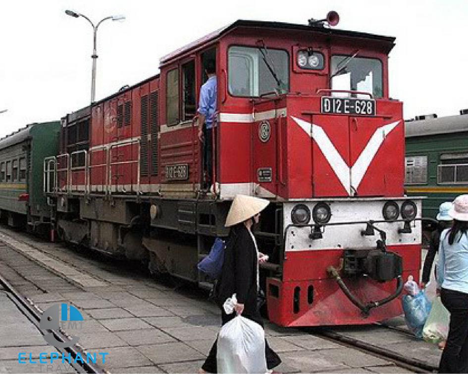 Tuyền Tàu Hỏa Đà Nẵng đi huế