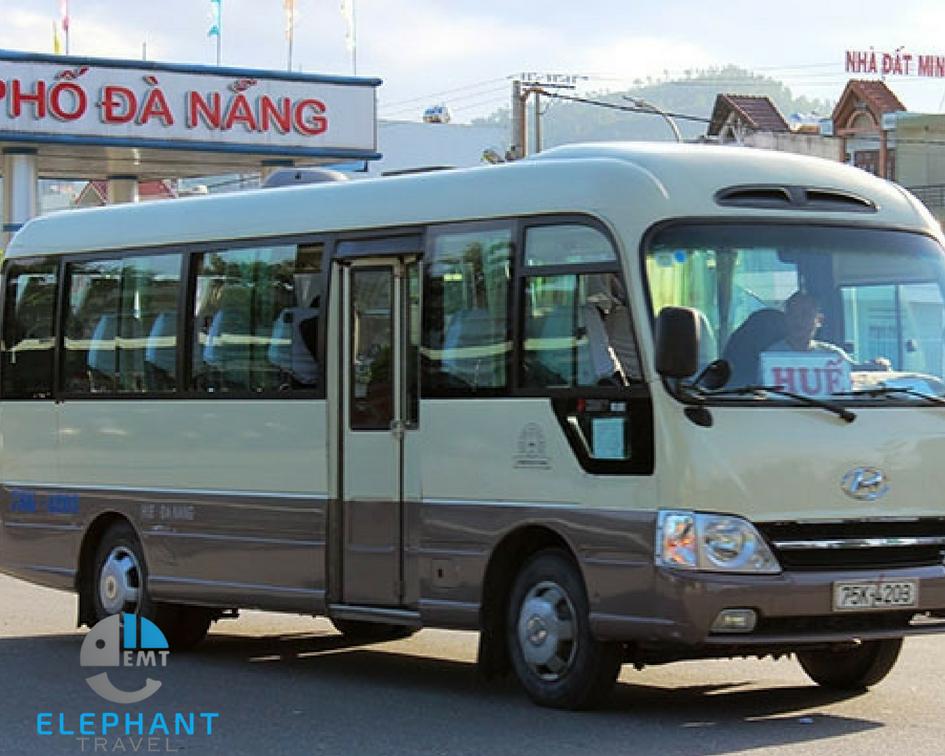 Xe khách Đà Nẵng Huế