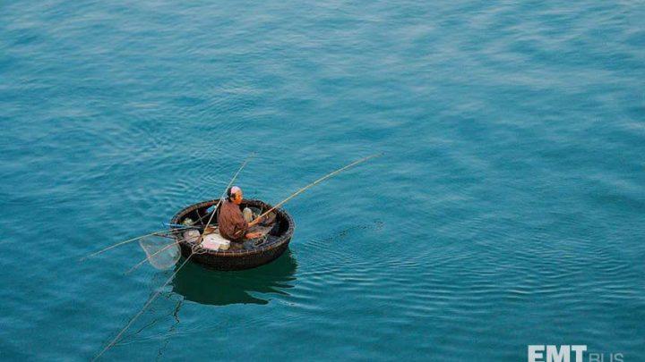 Cảnh đẹp đầm Lập An – Lăng Cô – Huế