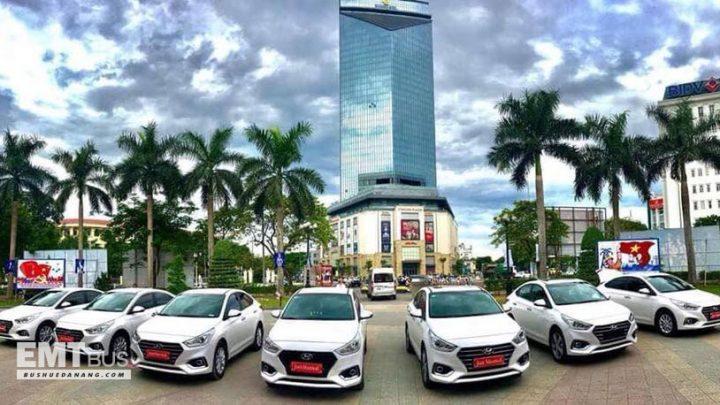 Thuê xe từ Huế đi Đà Nẵng