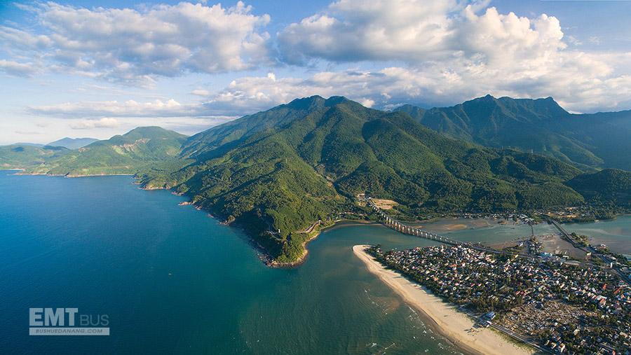 Đèo Hải Vân chiều dài bao nhiêu km? Có phải 20Km không?