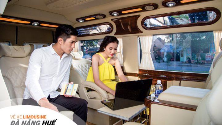 Vé xe Limousine Đà Nẵng Huế hằng ngày