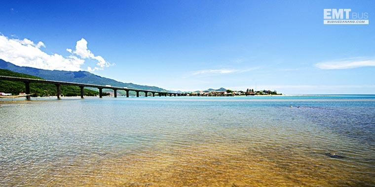 Nhiệt độ ở Huế, biển Lăng Cô Huế