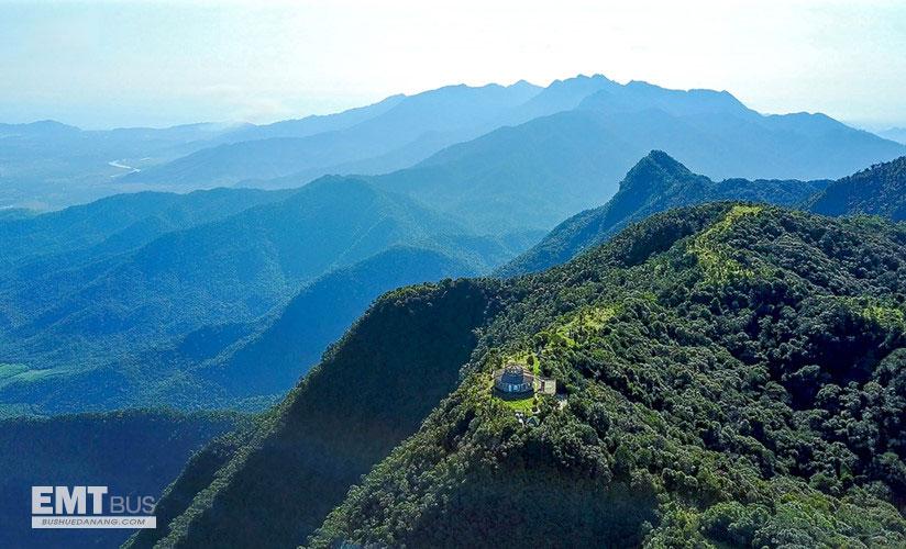 Núi Bạch Mã Huế