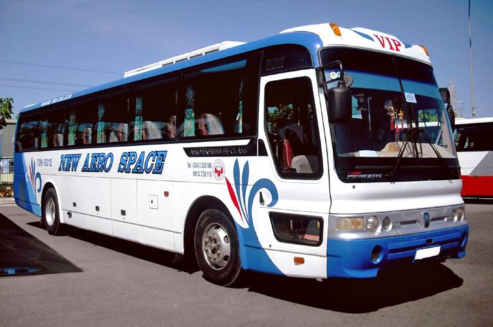 thuê xe du lịch 45 chỗ tại Huế