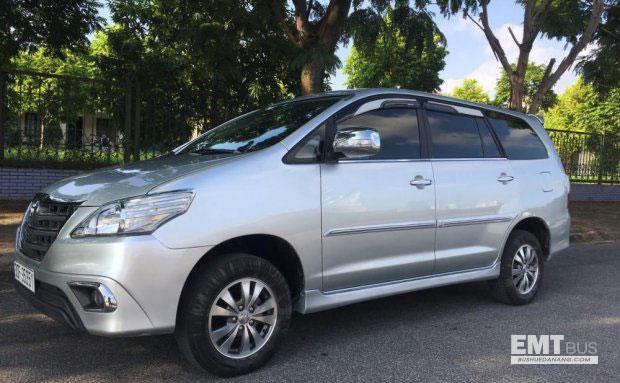 thuê xe innova từ Huế đi Lavang