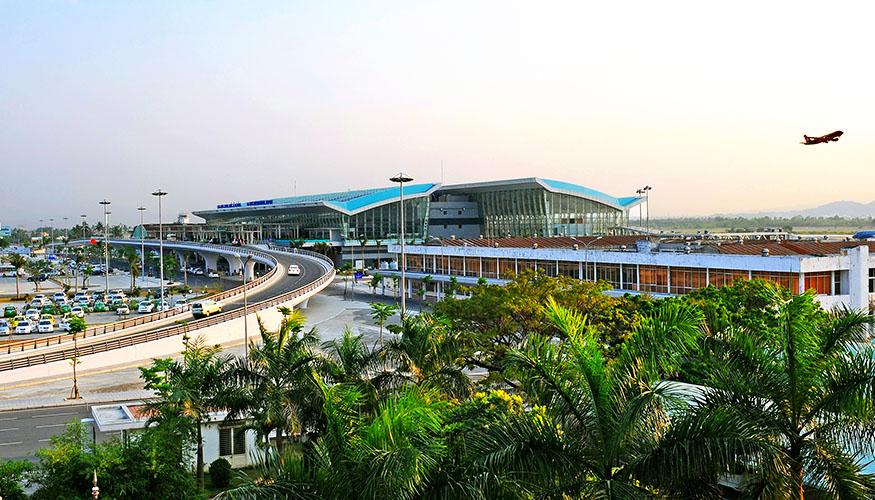 Kết quả hình ảnh cho sân bay đà nẵng