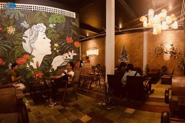 [Danh sách 17 ] Quán cafe yên tĩnh đẹp và lãng mạn ở Đà Nẵng