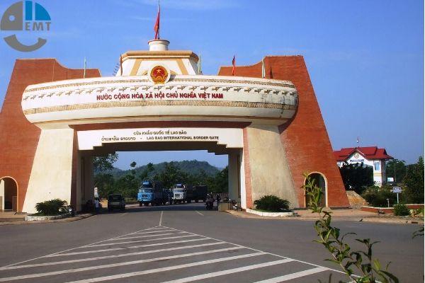 Cửa khẩu Lao Bảo ở đâu & 5 Kinh nghiệm điCửa khẩu Lao Bảo?