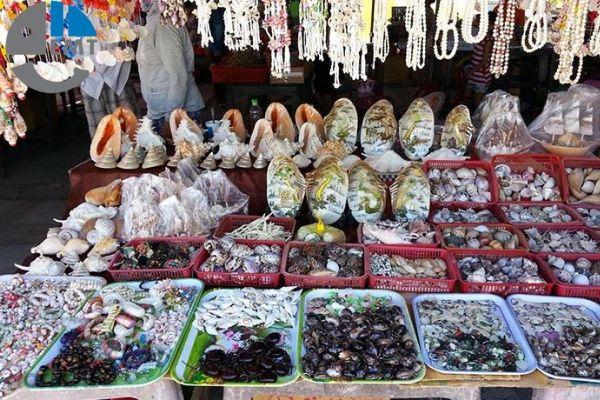 Chợ Tân Hiệp ở Cù Lào Chàm– Địa điểm du lịch tại Quảng Nam
