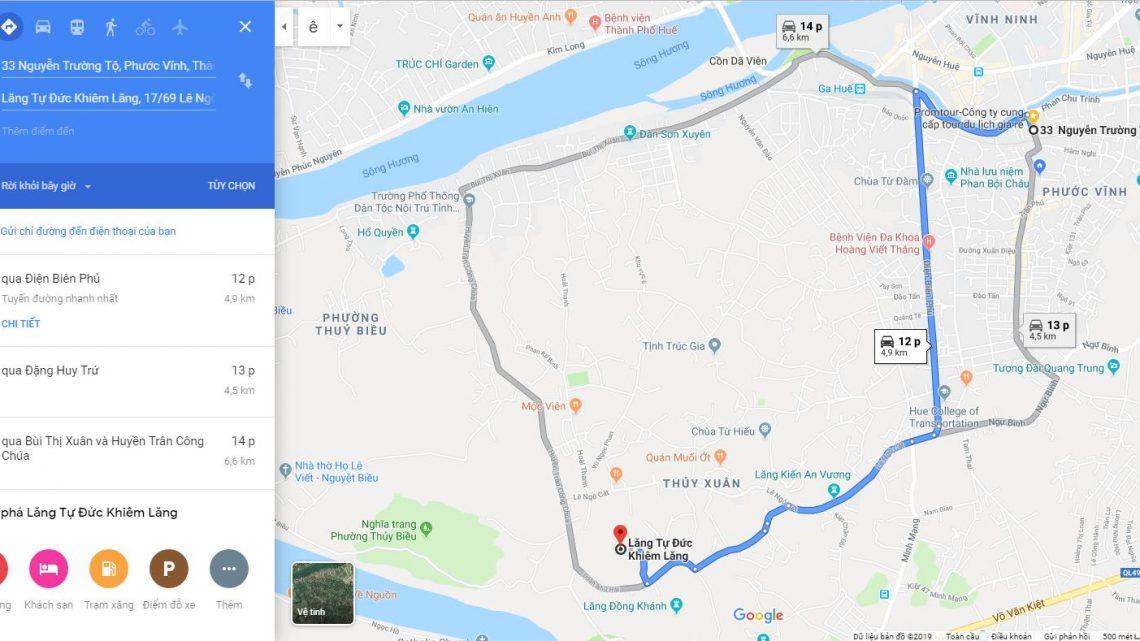 Lăng Vua Gia Long Ở Đâu và Đường đi Lăng Vua Gia Longnhư thế nào?