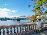 Cầu Trường Tiền – Nét đẹp giữa lòng cố đô Huế